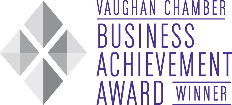 Vaughan Business Achievement Award winner